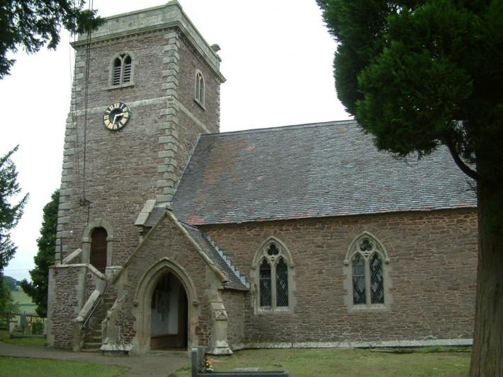 Church Pulverbatch